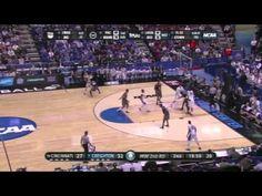 Best of 2013 NCAA Tournament: X's & O's Best Set Plays, Zone Offense & BLOBs