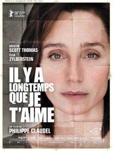 Il y a longtemps que je t'aime, Philippe Claudel