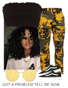 """1:17 ✨"" by amalmadness ❤ liked on Polyvore featuring Vans"