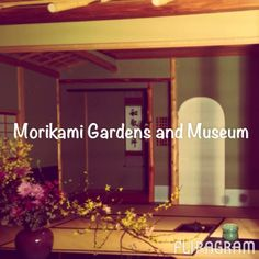 Here's a fun flipagram from instragmmer @menam2323. Looks like she got to enjoy our #ikebana exhibit as well as the gardens and museum :)