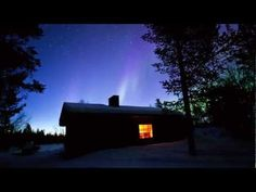 Beautiful video of the aurora from Lapland, Finland