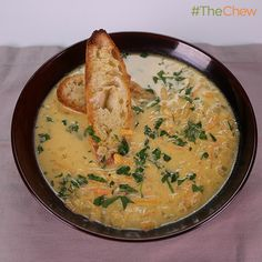 Holiday Chowder with Mussels by Daniel Boulud and Jacques Pepin! #TheChew