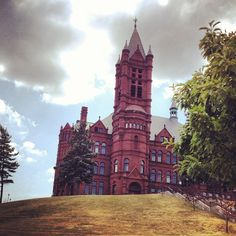 Crouse College School of Visual and Performing Arts Syracuse University