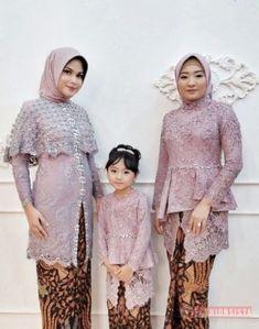 45 ideas fashion kids dress products for 2019 Model Kebaya Brokat Modern, Kebaya Modern Hijab, Dress Brokat Modern, Kebaya Hijab, Kebaya Muslim, Muslim Dress, Kebaya Lace, Batik Kebaya, Kebaya Dress