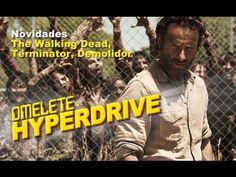 Exterminador do Futuro, Walking Dead, Demolidor | Novidades