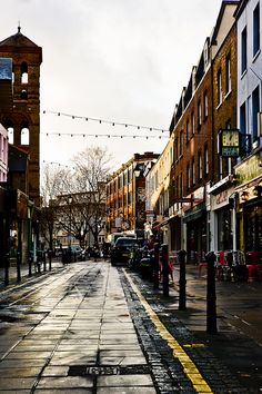 Exmouth Market Clerkenwell London - formerly the home of Profile Books and where the first version of @Jellybooks was coded