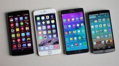 Care au fost cele mai populare telefoane cumparate de Sarbatori. 45% dintre utilizatori au ales asa