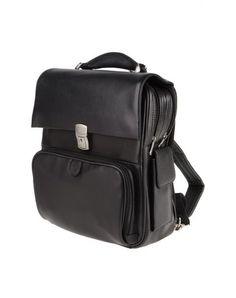 I santi Women - Bags - Rucksack Black Leather Backpack, Backpacks, Women Bags, Fashion, Moda, Women's Bucket Bags, Fashion Styles, Backpack, Fashion Illustrations
