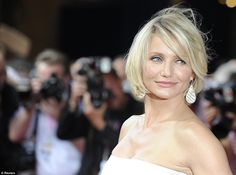 Top spot: MailOnline sat at Cameron Diaz's favourite table at Hotel Jerome's Prospect restaurant