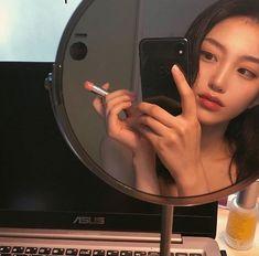Image about pretty in goals (¬_¬)ノ by Hedda Yldau Sulli, Korean Aesthetic, Aesthetic Girl, Look Body, Girl Korea, Korean Boy, Korean Ulzzang, Uzzlang Girl, Pretty Asian