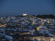 Antequera vista desde la Alcazaba-6/12/2013