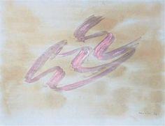 Abstraction - Jean Fautrier