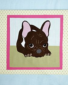 No-Sew Fabric Pet Portrait   Step-by-Step   DIY Craft How To's and Instructions  Martha Stewart