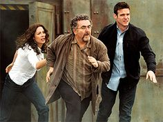warehouse 13 - Bummed that it is ending!
