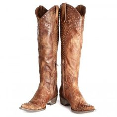 Corral Laser Cut Tall Cowgirl Boots - Snip Toe | Boots | Pinterest ...