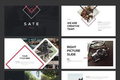 SATE PowerPoint Template - Presentations - 5