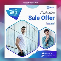 Discover the best Vectors, Photos & PSD files from E_vector - Free Graphic Resources for personal and commercial use Ads Banner, Banners, Sales Template, Templates, Label Design, Flyer Design, Layout, Social Media Banner, Vector Photo