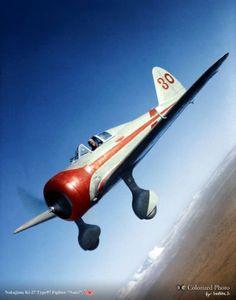 Nakajima Ki-27 Type97 Fighter