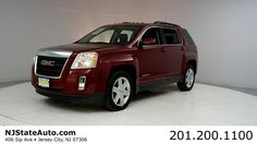 2011 GMC Terrain SLT-1 Leather Sunroof back up cam - New jersey State Auto Auction
