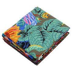 Fall 2017 6 piece Fat Quarter pack 1 by Kaffe Fassett image Textile Artists, Fat Quarters, Beach Mat, Outdoor Blanket, Textiles, Fall, Fabric, Prints, Image