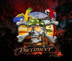 Buccaneer Pirate Parrots | Doug La Rue