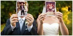 Lustige Hochzeitsbilder Ideen - Bildergalerie mit 25 Hochzeitsfotos