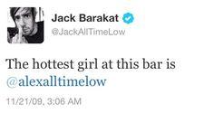 all time low Jack Barakat Jalex jack barakat tweet thejordanscene •