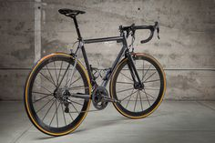 The Twelve Days of Breathtaking Builds: Day Two – The Stealth Argonaut. | Above Category Cycling