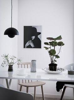 A Swedish home with cosy textiles | my scandinavian home | Bloglovin'