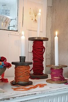 spools for holders