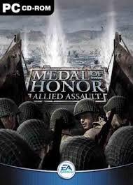 tiven-technology: medalla de honor allied assault español 1 solo link