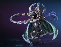 Image result for maiev shadowsong glaive