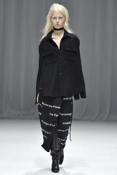 DressedUndressed Tokyo Fall 2016 Fashion Show www.sartorialindulgence.com