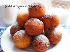 Рецепт с фото пончиков за 10 минут