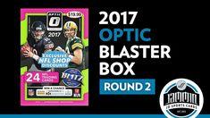 Round 2 - 2017 Donruss Optic Football Blaster Box Break