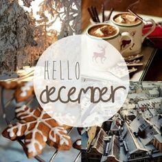 Llegooo diciembre!  Ultimo mes del año,  mes de balances,  de reuniones con amigos y familiares, mes de compartir, agradecer, bendecir, reir, disfrutar los logros obtenidos!. Vamos!  Que lindo mes! Besotes mym.