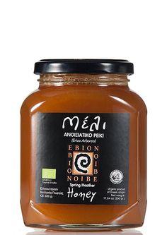 ΒΙΟΛΟΓΙΚΟ ΜΕΛΙ ΑΝΟΙΞΙΑΤΙΚΟ ΡΕΙΚΙ Honey, Food, Meals