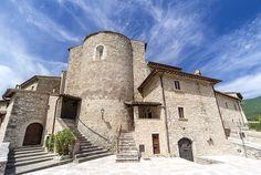 Vallo di Nera ( Umbria )il borgo e i dintorni della Valnerina