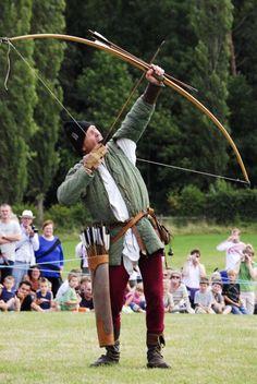 Lovely archery kit.
