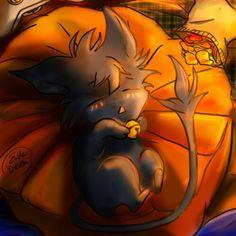 Kuro - Sleepy Ash | Servamp
