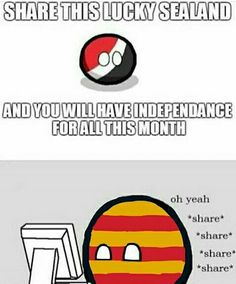 Can into independence ^^