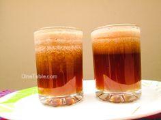 Sweet Tamarind Drink Recipe - Ramadan Juice Recipe - Juice  #Recipe #Ramadan #Iftar