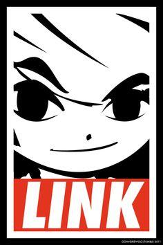 OBEY LINK //by goandrewgo