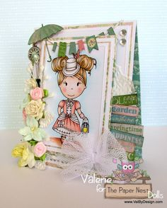 Paper Nest Dolls - Aristocrat Emma