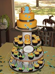 Would love to have something like this at my baby shower!