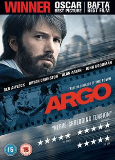 Argo DVD £3 FREE DELIVERY @ Game