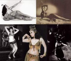 Belly Dance Costuming instruction link.