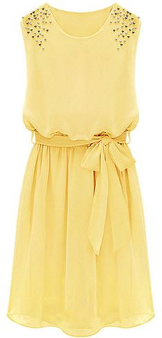lovely chiffon sundress http://rstyle.me/n/icr29pdpe