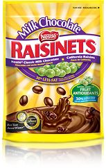 March 24 - National Chocolate Covered Raisin Day