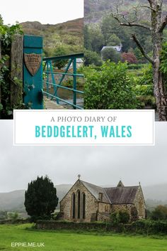 North Wales | Things to do in Wales | Beddgelert | Wales Photography | Wales Pinterest | Beautiful Wales | Misty Sky | Wales River | Wales Bridges | Wales Travel | Visit Wales | Wales Countryside
